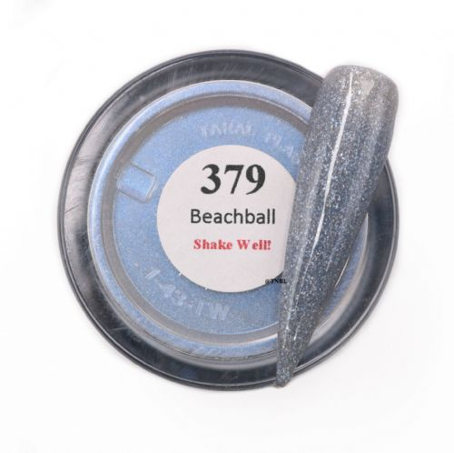 GLAM AND GLITS COLOR POP ACRYLIC - CPA379 BEACHBALL